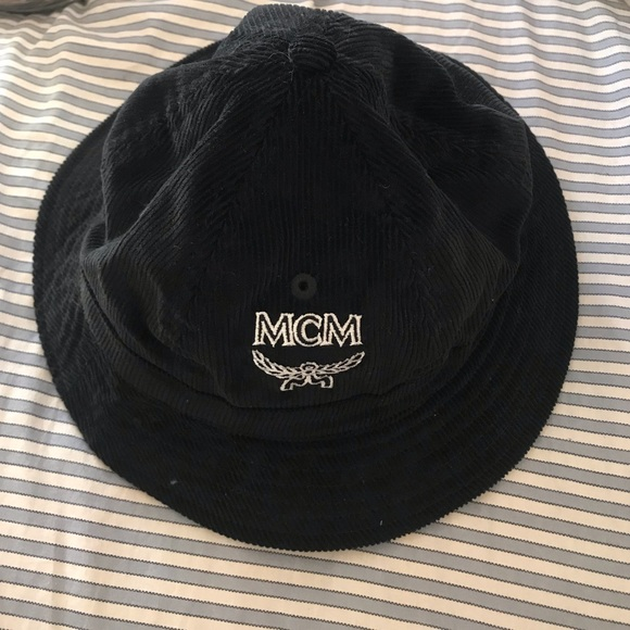 cb99b8bb3 MCM Corduroy Bucket Hat